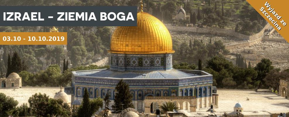 Izrael - Ziemia Boga