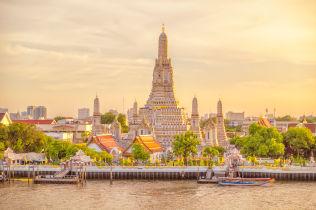 Tajlandia i Kambodża