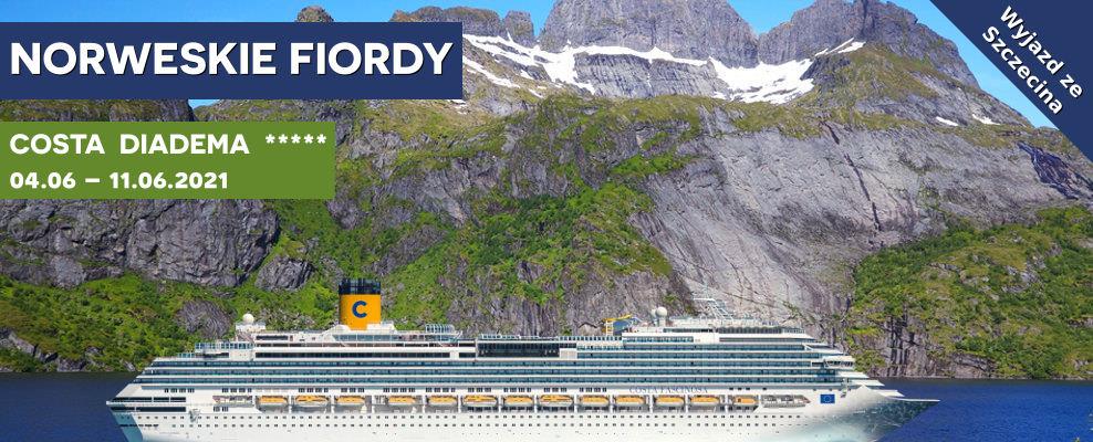 Norweskie Fiordy 2018